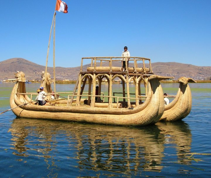 Titicaca lake transfer